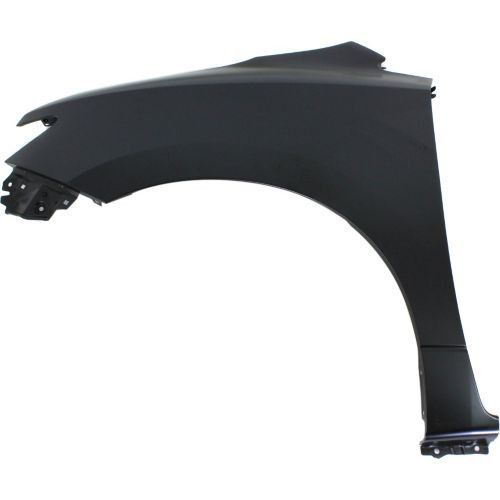 2011-2015 Nissan Quest Fender LH, With Out Side Molding - CAPA