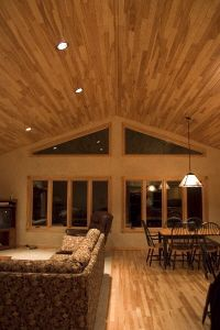 17 Best Images About Cabin Ceilings And Truss On Pinterest