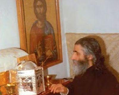 Παναγία Ιεροσολυμίτισσα: Όσιος Παΐσιος - Για να αποκτήσεις πνευματική αρχον...