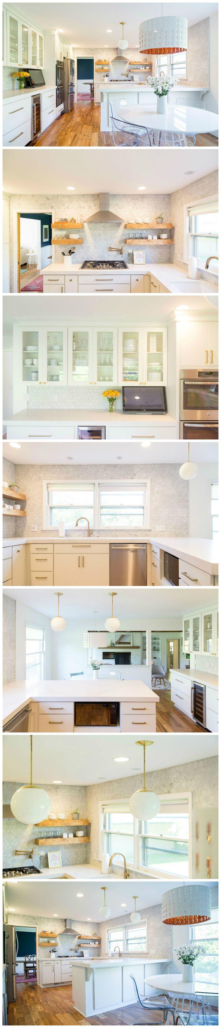Bright White Kitchen Remodel Renovating The Kitchen How To Renovate Your Kitchen Kitchen
