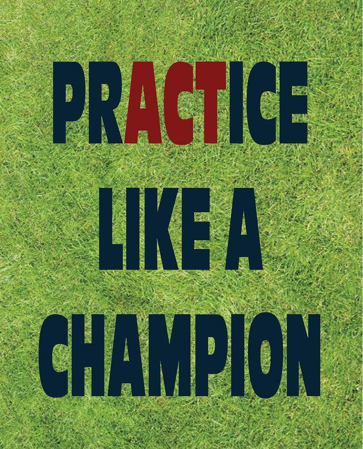 Athlete/Sports Motivational Quote #tomboyvintage