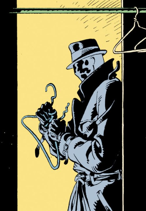 Rorschach - Dave Gibbons & John Higgins
