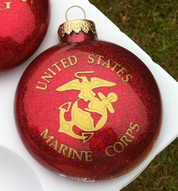 United States Marine Corps personalized by EtchedGlassbyBeth