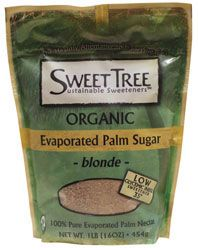 Palm Sugar- great alternative to refined sweeteners #diabeticfriendly #unrefinedsugar
