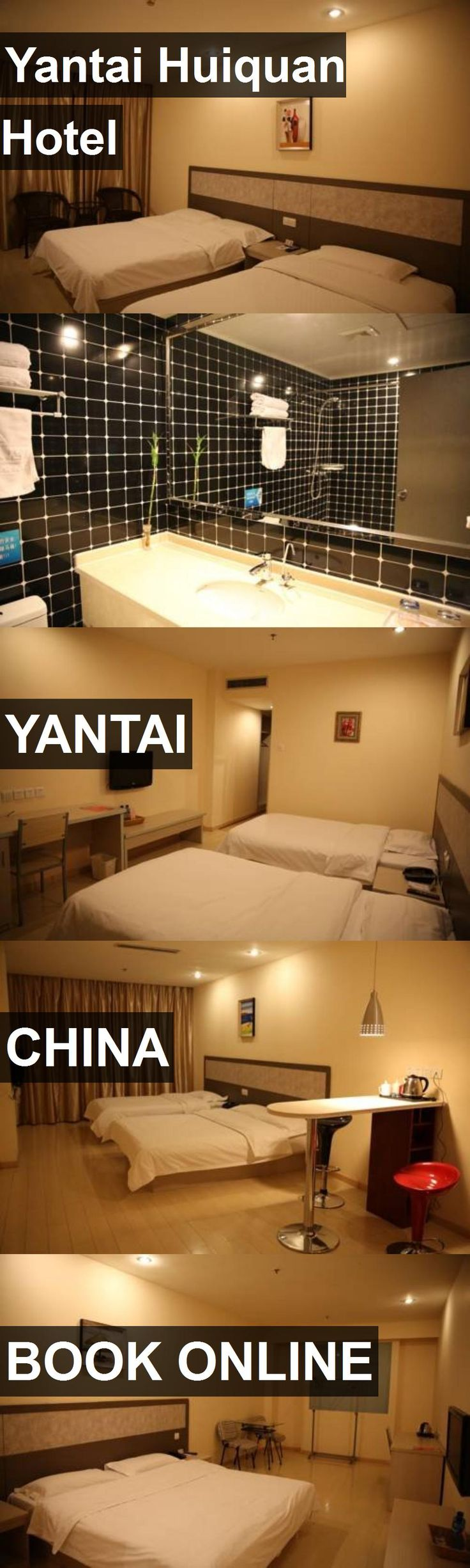 Hotel Yantai Huiquan Hotel in Yantai, China. For more information, photos, reviews and best prices please follow the link. #China #Yantai #YantaiHuiquanHotel #hotel #travel #vacation