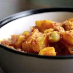 Butter Chickpea Curry Recipe - Allrecipes.com