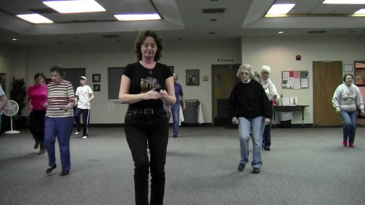 Elvira line dance Owasso Oklahoma Community Center