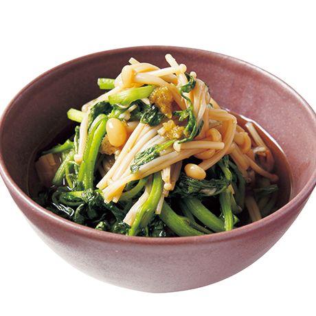 自家製めんつゆ   藤井恵さんのたれの料理レシピ   プロの簡単料理レシピはレタスクラブニュース