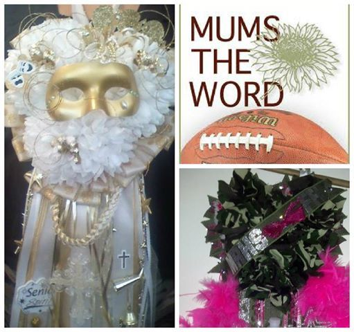 Unique Homecoming Mums | Texas Homecoming Mums by CrateExpect changed their cover photo .