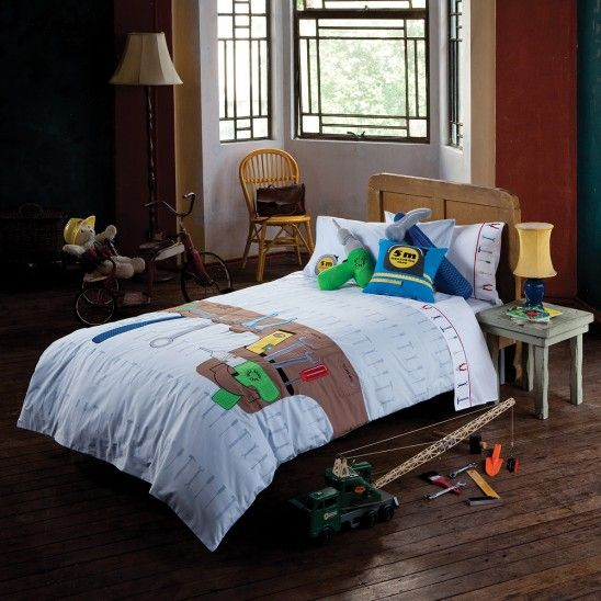 Tool Belt Bedding Collection Beautiful Bedding