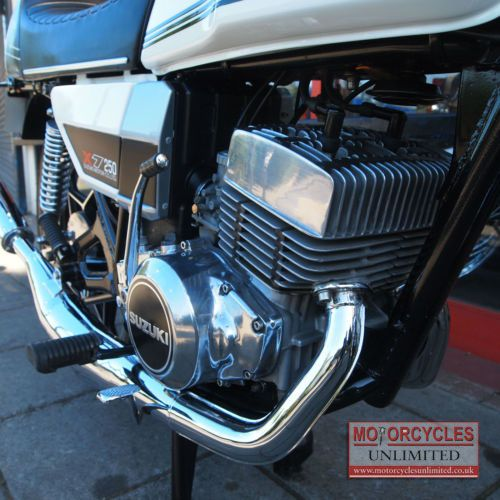 1980 Suzuki X7 Classic Bike for Sale | Motorcycles Unlimited