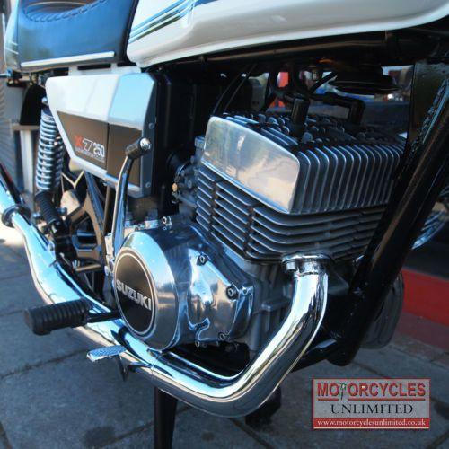 1980 Suzuki X7 Classic Bike for Sale | Motorcycles Unlimited