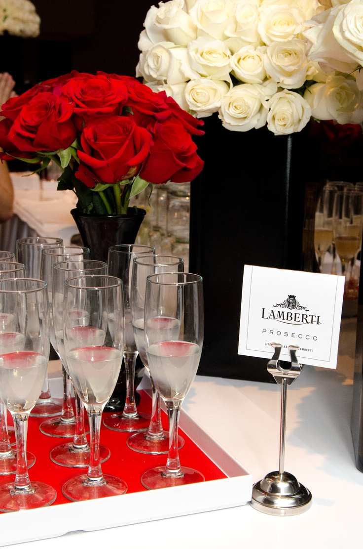52 best black glass vases images on pinterest black glass diy red and white roses in black vases at the food and drink awards 2013 by twenty reviewsmspy
