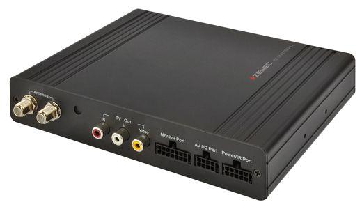Zenec ZE-DVBT60HD - TV kijken in uw auto met deze Car TV-Tuner. Deze Zenec TV-Tuner is via de touchscreen van een Zenec autoradio - navigatie te bedienen of via de afstandsbediening op elk ander merk navigatie of mulitmedia radio.