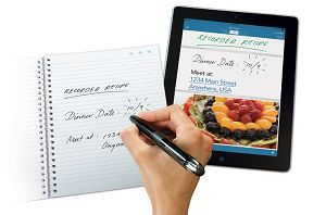Livescribe 3 Smartpen: Simply write on paper and the Livescribe 3 smartpen captures all your notes. Pair it with your tablet or smartphone and your notes instantly appear in the Livescribe+ mobile app. Your notes become more useful when they are converted to text, tagged, searchable, and shared with friends and... http://www.podies.com/livescribe-3-smartpen/