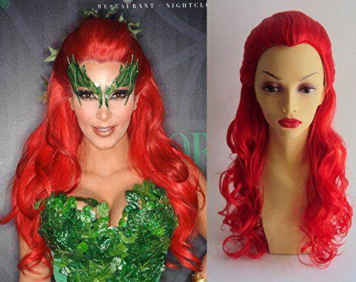 Luxus Poison Ivy Kim Kardashian Kostüm Perücke, Lang Rot ... https://www.amazon.de/dp/B00NN13DO8/ref=cm_sw_r_pi_dp_x_22LeybX25QH1X