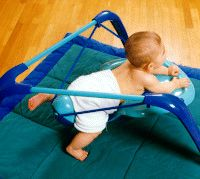 Wingbo - Original Baby Company, Wingbo, Tummy Time, Baby Swing, Tummy Swing