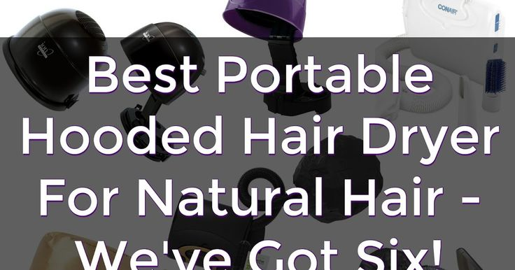 Many think when they go natural gone are the days of hooded hair dryers whether portable or hard. At least that's what I used to think but the longer I enjoy being natural the more I learn about how versatile our natural strands. I will always advocate air drying but the 2nd best way to dry natural hair is using a portable hair dryer that gives indirect non-damaging heat to delicate strands.  What's The Best Blow Dryer For Natural Hair? We've Got 5!  As a resource for new and not-so-new…