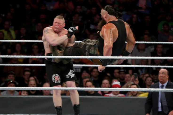Braun Strowman's dropkick at Royal Rumble was the greatest and best in the world: Dropkicks are standard in professional wrestling, and…