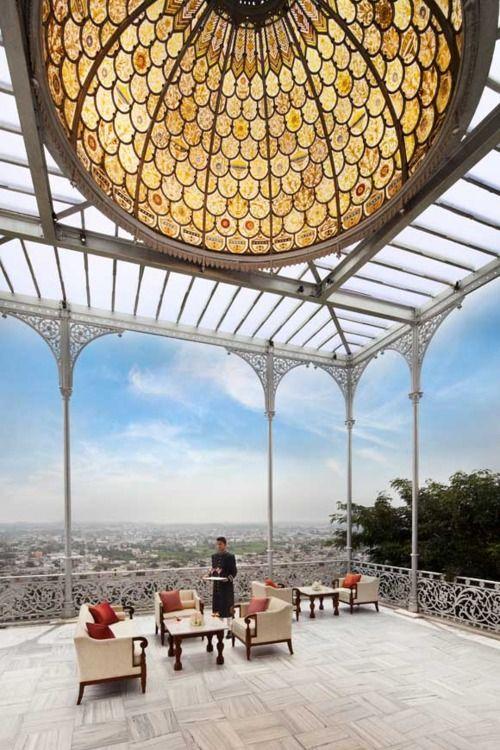 Taj Falaknuma Palace , India: Favorite Places, Covers Patio, Taj Falaknuma, India Travel, Hyderabad India, Architecture, Andhra Pradesh, Luxury Hotels, Falaknuma Palaces