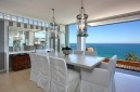 What better place to enjoy a meal than the dining room at White Cliffs Penthouse, located in sought-after Clifton.