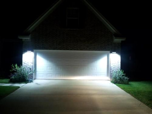 Solar Garage Lights Click The Pic For Various Garage Lighting Ideas Garage Garagelightingideas Garage Lighting House Lighting Outdoor Led Garage Lights