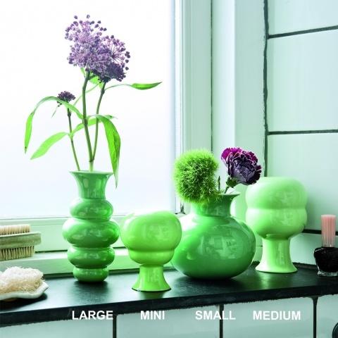 Primavera vases from the brand Kähler Design