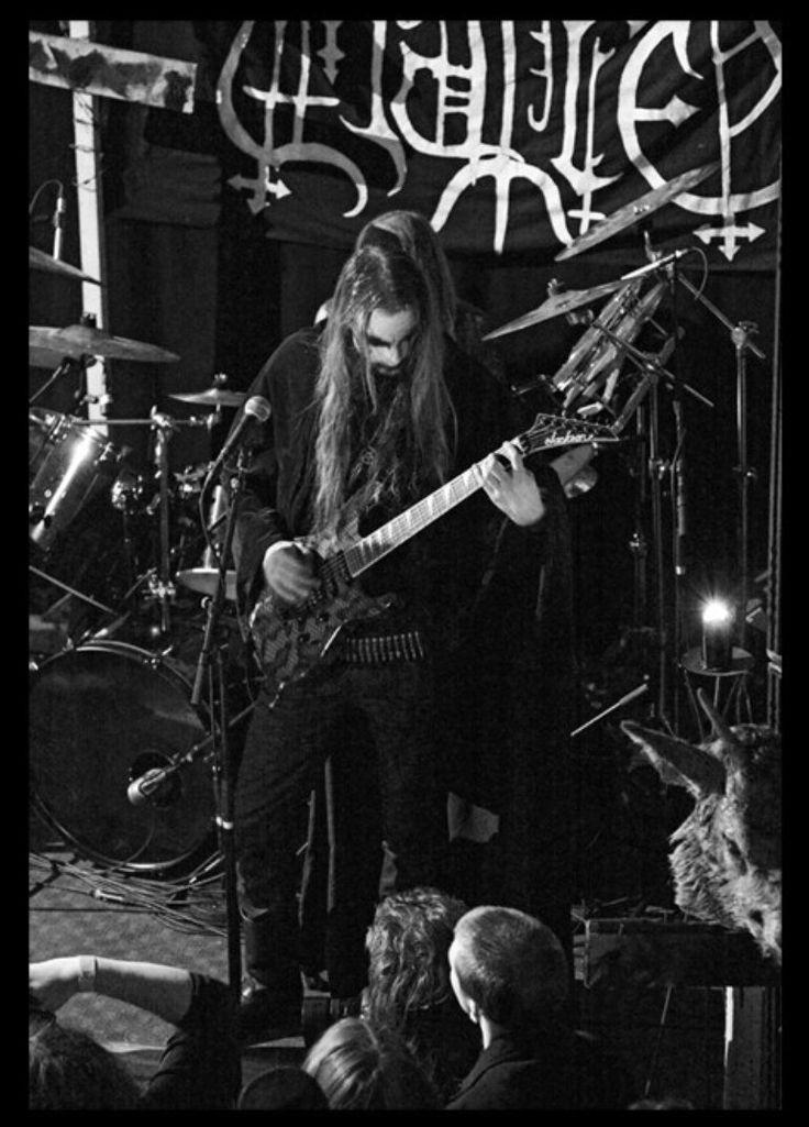 Mare live ritual Nidrosian Black Mass III Anno MMX