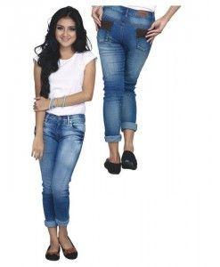 celana jeans wanita terbaru berbahan denim | tokofobia.com toko fashion online murah dan berkualitas