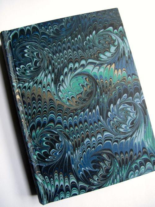 Notebook, Alberto Valese-Ebru, Venice