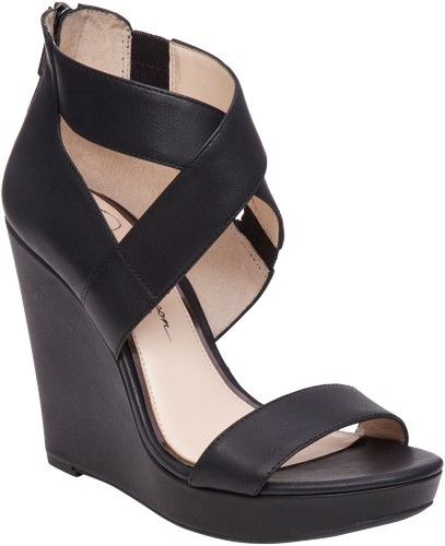 Jessica Simpson Womens Jamilee Wedge Sandals 9