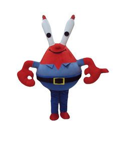 Anime mascot costume disney Crab cartoon mascot cartoon mascot costumes