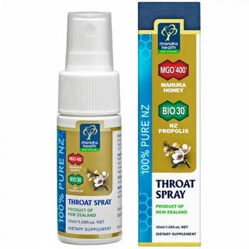Manuka Health Propolis and Manuka Honey Throat Spray