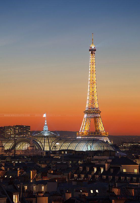 """""""Paris is so romantic"""""""