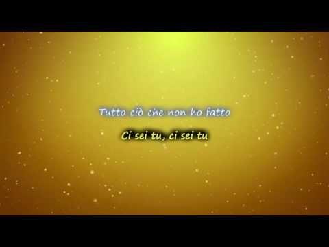 GionnyScandal - Lo Sbaglio Più Giusto (testo)   vevo song