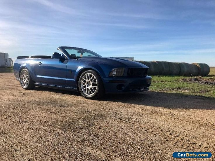 2006 Ford Mustang GT Convertible 2-Door #ford #mustang #forsale #unitedstates
