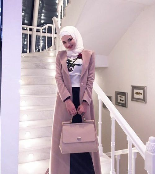 Image de hijab, ilona, and chechenka