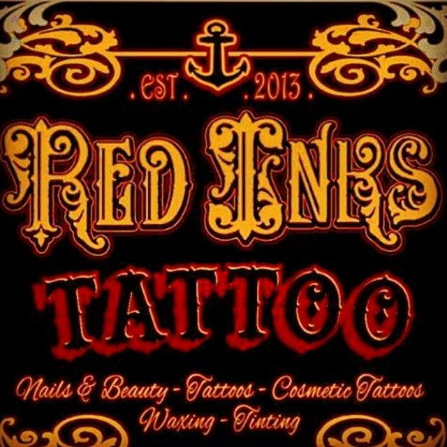 RED INKS tattoo studio- design by Lyndall DN