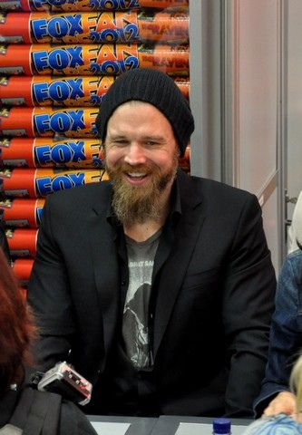 SDCC - Sons of Anarchy Signing - Pic 11