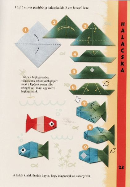 25 best ideas about origami fish on pinterest origami for Easy dollar bill origami fish