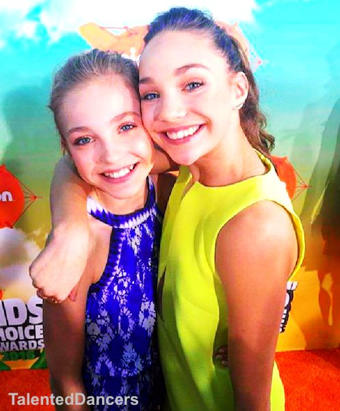 #ZieglerMaddie Nickelodeon Kids' Choice Awards [03.13.16]