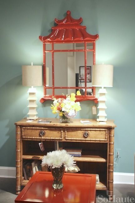 High Point Market Spring 2013 Highlights: Color Comfort and Style at CR Laine