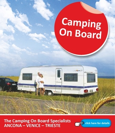 camping onboard