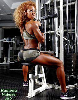 Fit black women, fit black girls, black women fitness, black girl fit