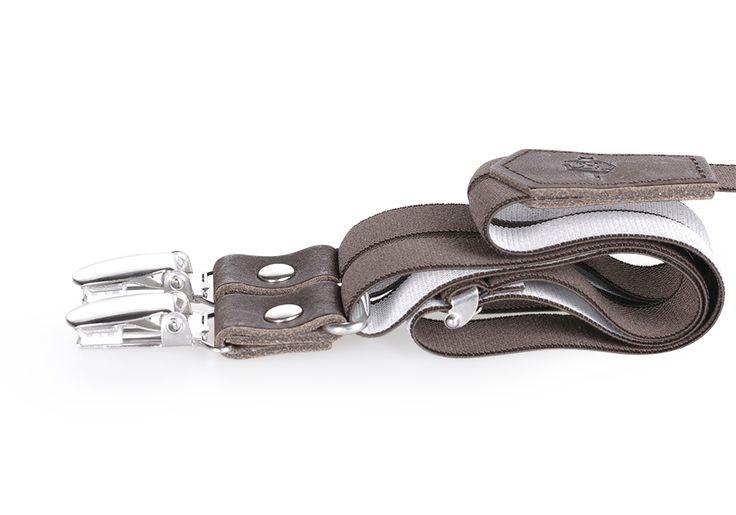 Les Bretelles de Leon - Des bretelles de toutes les couleurs fabriquées en France - Bretelles homme - Bretelles enfant - Bretelles fines et extra-slim - Bretelles à bouton - Bretelles à pinces