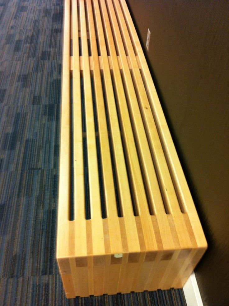 Indoor Bench Seat Plans - WoodWorking Projects & Plans