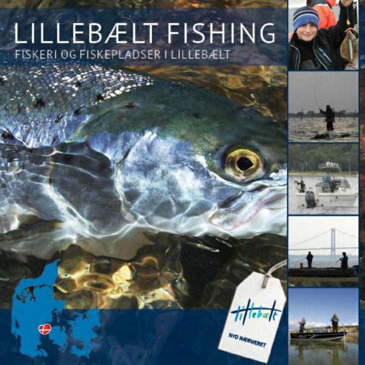 Lystfiskere kan nu glæde sig over en guide til de bedste fiskepladser i Lillebælt . Den skal der nok blive rift om :-).