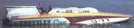 1966 Chrysler Crew Twin Hemi Engines