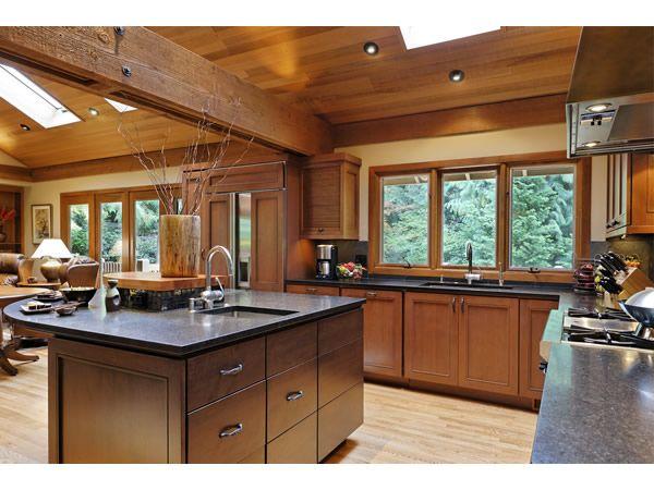 pacific northwest style interior design - Google Search