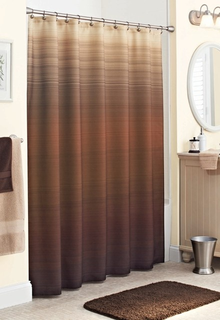 17 Best Images About Brown Shower Curtain On Pinterest Brown Shower Curtains Bed Bath